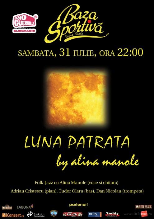 Concert Alina Manole - Baza Sportiva - Vama Veche